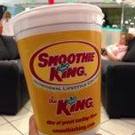 Photo taken at Smoothie King by Sang L. on 5/4/2014