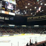 Photo taken at Pacific Coliseum by Tyler F. on 12/31/2012
