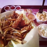 Photo taken at Original Chicken Tender by John C. on 4/5/2014