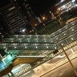 Photo taken at Convention Place Station by Bradley A. E. on 10/18/2012