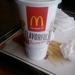 Photo taken at McDonald's by inMMGroup w. on 3/4/2013
