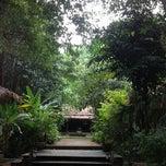 Photo taken at Mooban Talay Resort (หมู่บ้านทะเลรีสอร์ท) by Sirilak C. on 11/17/2012