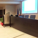 Photo taken at Università Campus BioMedico di Roma by MariFra R. on 10/17/2012
