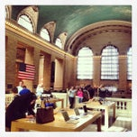 Photo taken at Apple Store, Grand Central by Naoki T. on 5/3/2013