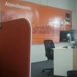 Photo taken at Banco Itaú by Thiago A. on 1/10/2013