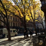 Photo taken at NYU 726 Broadway by Alla A. on 11/16/2013