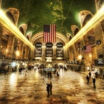 Photo taken at Grand Central Terminal by Carlos M. on 9/23/2013