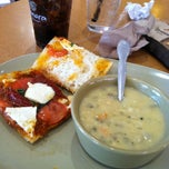 Photo taken at Panera Bread by Patricia J. on 1/22/2013
