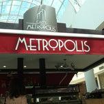 Photo taken at Caffe Metropolis by Lizeth E. on 12/1/2012