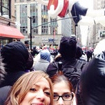 Photo taken at Macy's Parade & Entertainment Group by Adriana M. on 11/27/2014