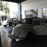 Photo taken at Volkswagen Las Palmas Automotores De Morelos by Mily S. on 6/5/2014