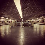 Photo taken at Estação Brás (Metrô) by Walisson S. on 2/3/2013