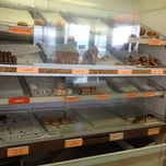 Photo taken at The Donut Shop Bakery & Restaurant by Team Infinite on 2/2/2013