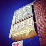 Photo taken at Joe's Real BBQ by Ricky B. on 9/29/2012