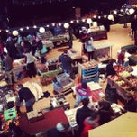 Photo taken at Somerville Winter Farmers Market by Cuisine e. on 12/1/2012
