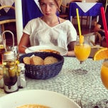 Photo taken at Cafe Transilvania by Anna T. on 9/7/2013