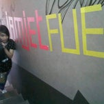 Photo taken at IAMJETFUELshop™ by Yuna by meelo on 1/23/2013