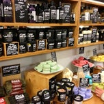 Photo taken at LUSH by Sam G. on 2/15/2013