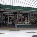 Photo taken at Mayberry on Main by Samantha on 2/7/2014
