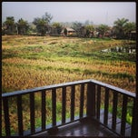 Photo taken at Pai Herb Resort by Benz S. on 1/18/2014