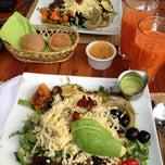 Photo taken at El Huerto by Maria Jose G. on 8/31/2013