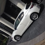 Photo taken at Ray Catena Lexus by Wesley M. on 10/7/2014