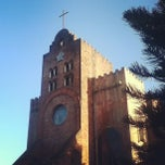 Photo taken at Caleruega Church by Emyfer M. on 12/2/2012