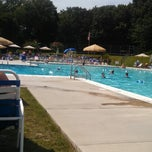 Photo taken at Woodcroft Swim Club by -Michele H. on 8/16/2014