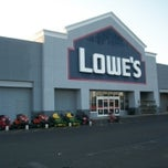 Photo taken at Lowe's Home Improvement by Lowe's M. on 2/7/2014