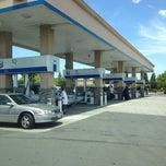 Photo taken at Chevron by Susan L. on 6/9/2013