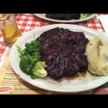 Photo taken at J&R's Steak House by Thomas S. on 10/12/2012