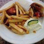 Photo taken at Greek Village Inn Restaurant by Shawn O. on 10/9/2013