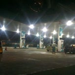 Photo taken at PETRONAS Station by Chia C. on 1/19/2013