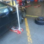 Photo taken at Pep Boys Auto Parts & Service by Bianca L. on 12/9/2012