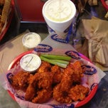 Photo taken at Otter's Chicken Tenders by Brandon W. on 3/12/2013