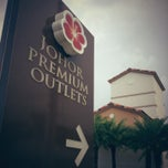 Photo taken at Johor Premium Outlets by Eric L. on 2/26/2013