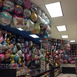 Photo taken at Party City by Annie L. on 8/30/2014