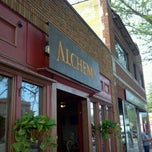 Photo taken at The Alchemy Cafe by Duane S. on 5/18/2013