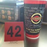 Photo taken at Fatburger in Mesa by David M. on 11/5/2013