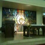 Photo taken at St. Simon Catholic Church by Perry H. on 3/29/2013