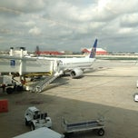 Photo taken at Gate B6 by Curt R. on 9/26/2012