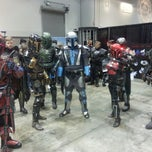 Photo taken at 501st Experience by Melissa S. on 3/22/2014