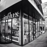 Photo taken at Influx by Rolando Deeohz M. on 4/8/2013