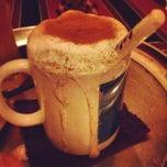 Photo taken at Arguila cafe by Abo K. on 1/3/2014