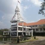 Photo taken at อาคารโดมบริหาร (Dome Administrative Building) by Phattaraphol S. on 10/12/2012