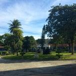 Photo taken at Rua Florianópolis by Claudia on 9/24/2014