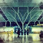 Photo taken at Stuttgart Airport Manfred Rommel (STR) by Ina L. on 11/6/2012