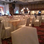 Photo taken at Selecta Royal Ballroom by Yumardi W. on 1/6/2013
