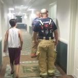 Photo taken at Lejeune Inn by Jenna E. on 7/15/2013