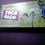 Photo taken at Toca do Açaí by Lísia T. on 12/17/2012